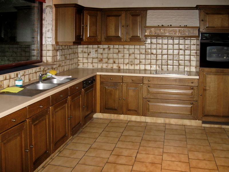 Eiken Keuken Schilderen : Keukenrenovaties – Cosy Concept