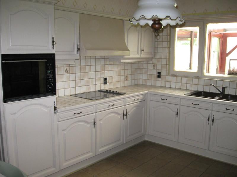 Keukens opknappen terug naar overzicht keukenrenovatie keukens opknappen bouw amp adviesburo - Deco witte keuken ...